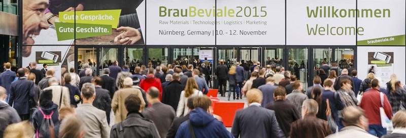 BrauBeviale 2015, Nürnberg